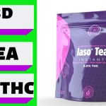 TLC TOTAL LIFE CHANGES BROAD SPECTRUM HEMP INFUSED TEA | RASPBERRY LEMONADE CBD DETOX TEA NO THC